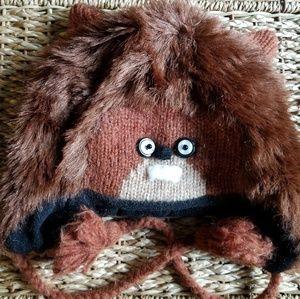 DeLux Animal Festival or winter Hat